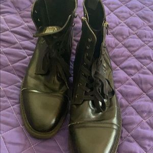 Unlisted Men's leather boots